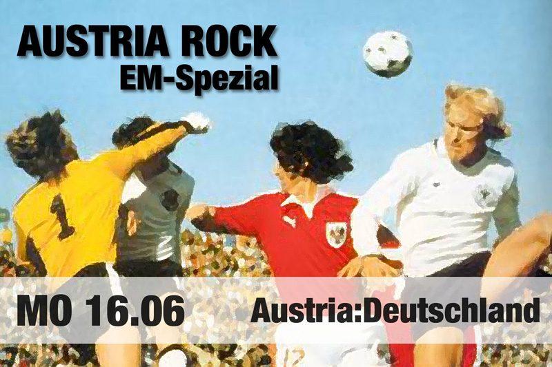 Austria Rock EM-Special slide